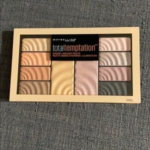 Maybelline Shadow + Highlight Palette